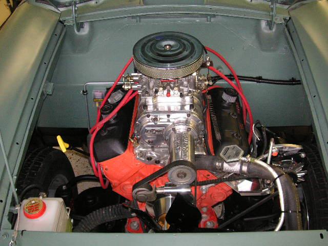 Nashengine on Chevy V6 Vortec Engine